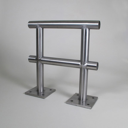 Tuttle Railings - Custom Stainless Railing