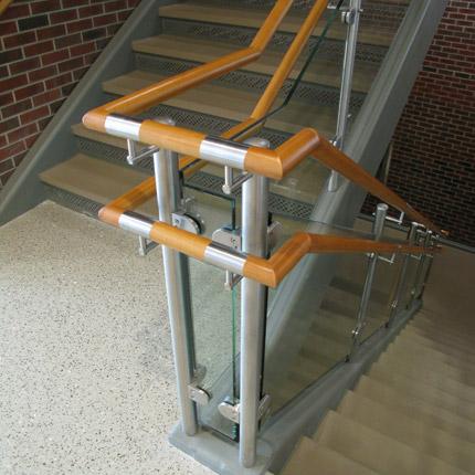 Tuttle Railings - Modulair - Railing System